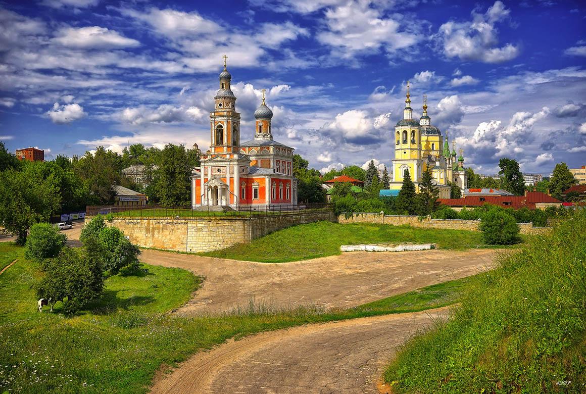 Города на выходные из москвы